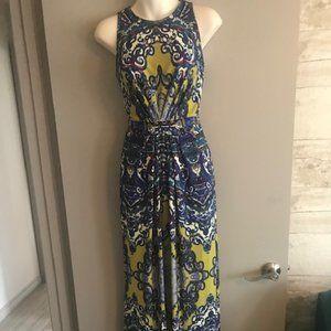 Classy Maxi Dress EUC
